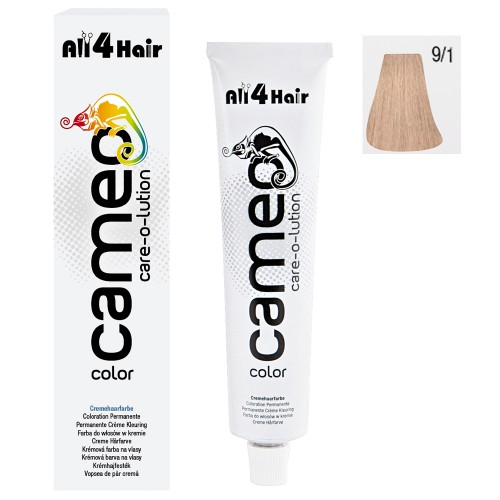 Cameo Color Haarfarbe 9/1 lichtblond asch 60 ml