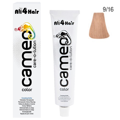 Cameo Color Haarfarbe 9/16 lichtblond asch-violett 60 ml