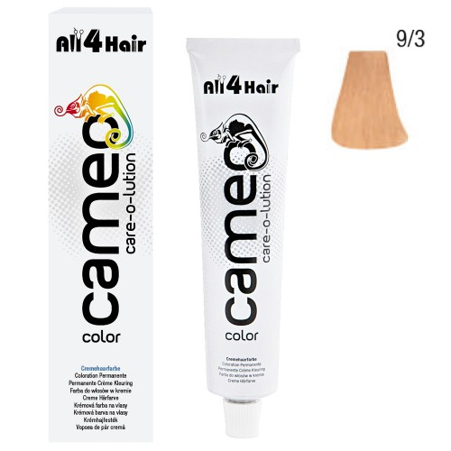 Cameo Color Haarfarbe 9/3 lichtblond gold 60 ml