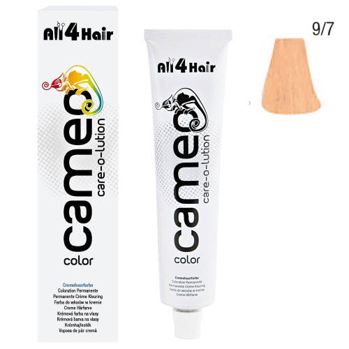 Cameo Color Haarfarbe 9/7 lichtblond braun 60 ml