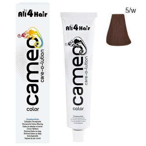 Cameo Color Haarfarbe 5/w hellbraun warm 60 ml