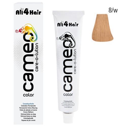 Cameo Color Haarfarbe 8/w hellblond warm 60 ml