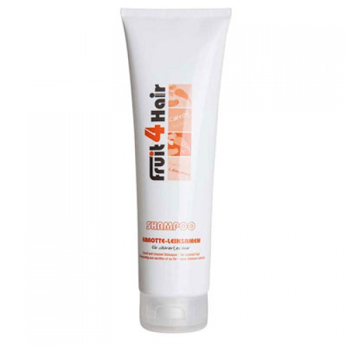 Fruit4Hair Karotte-Leinsamen Shampoo