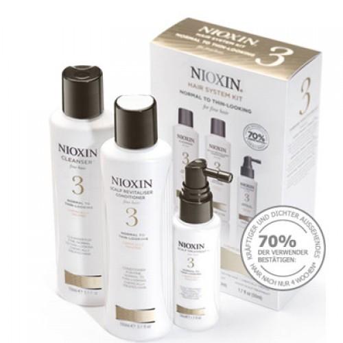 Nioxin System 3 Starter Kit
