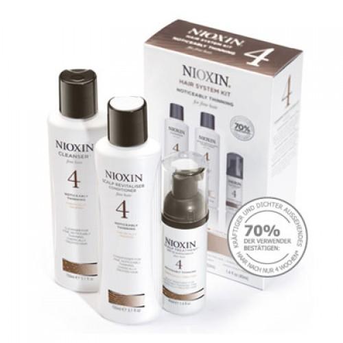 Nioxin System 4 Starter Set