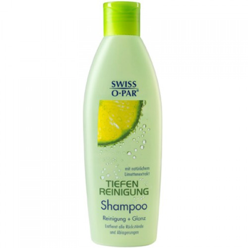 Swiss O-Par Tiefenreinigungs Shampoo
