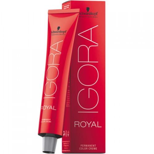 Schwarzkopf Igora Royal E1 Cendré Extrakt;Schwarzkopf Igora Royal E1 Cendré Extrakt