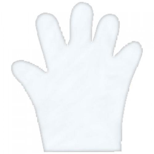 Fripac  Einmal-Handschuhe geprägt, Damengröße, 100St.