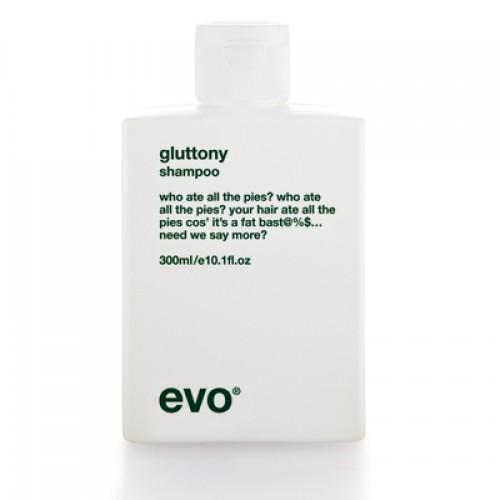 Evo Hair Volume Gluttony Shampoo 300 ml