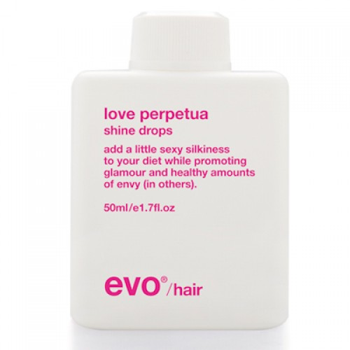 Evo Hair Straight Love Perpetua Shine Drops