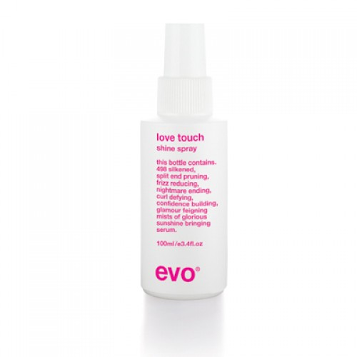 Evo Hair Straight Love Touch Shine Spray
