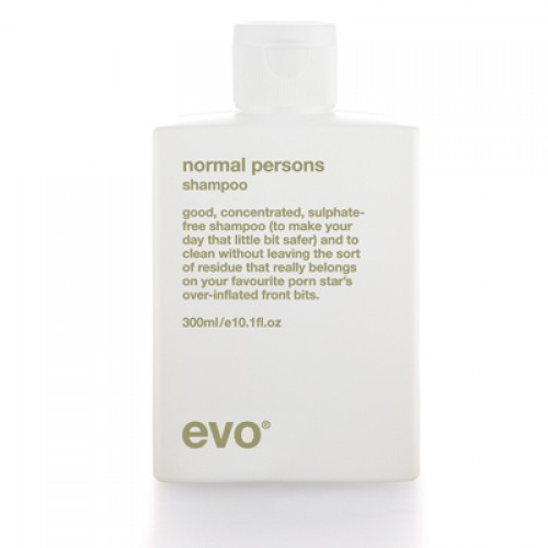 Evo Hair Style Normal Persons Shampoo