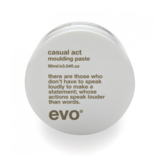 Evo Hair Style Casual Act Molding Paste