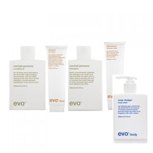 Evo Coalition for the groomed men's survival kit
