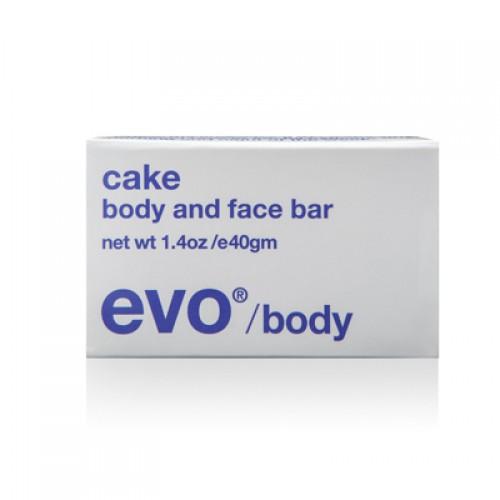 Evo Body Cake Cleanser of Pores Bar