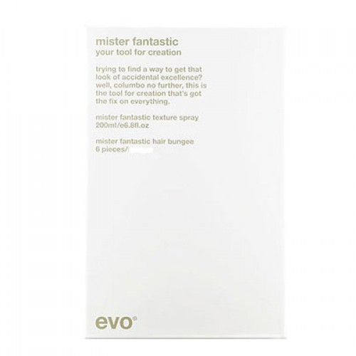 Evo Hair Style Mister Fantastic Tools for Creation BLONDE