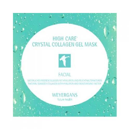 Weyergans Green Line Crystal Collagen Gel Mask
