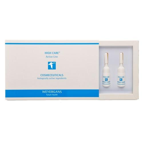 Weyergans Active Line High Care Reset Fluid 5 x 4 ml