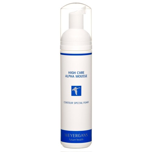 Weyergans Blue Line High Care Alpha Mousse 180 ml