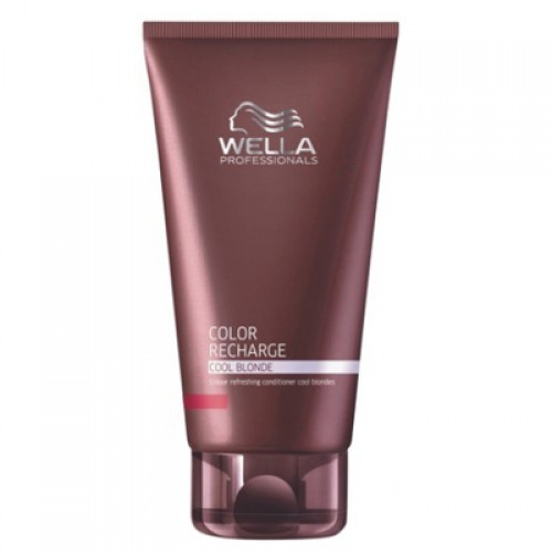 Wella Color Recharge Conditioner KÜHLES BLOND