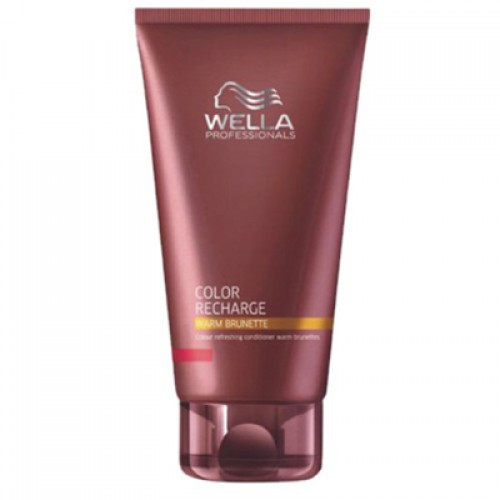 Wella Color Recharge Conditioner WARMES BRAUN