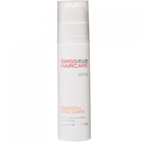 Swiss Haircare Smooth & Care Styling Lotion
