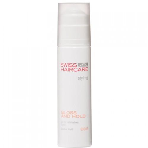 Swiss Haircare Gloss & Hold Haargel