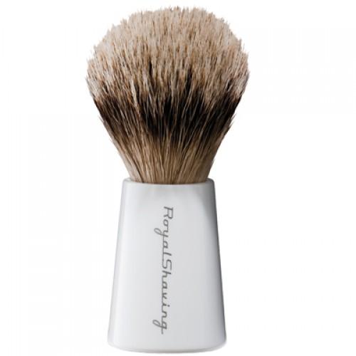 Royal Shaving Rasierpinsel (Silberspitz)