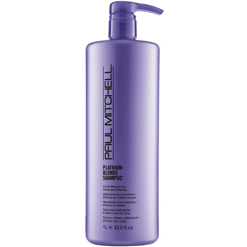 Paul Mitchell Platinum Blonde Shampoo 1000 ml