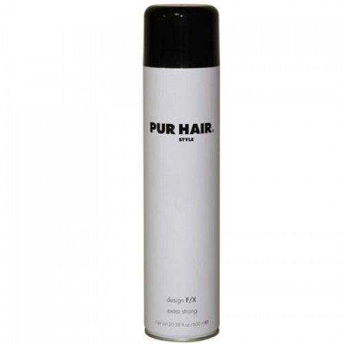 Pur Hair hairspray design F/X extra strong