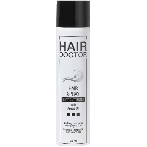 Hair Doctor Hairspray Extra Strong mit Arganöl 75 ml