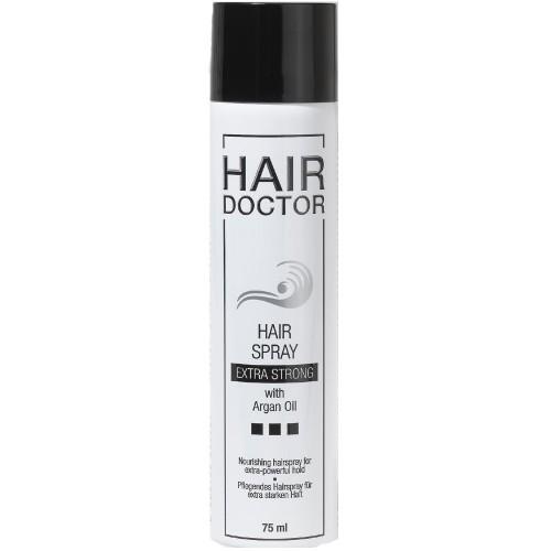 Hair Doctor Hairspray Extra Strong mit Arganöl 75 ml