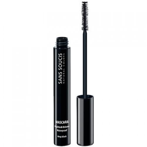 Sans Soucis Hightech Volumen Waterproof Mascara deep black 7,5 g