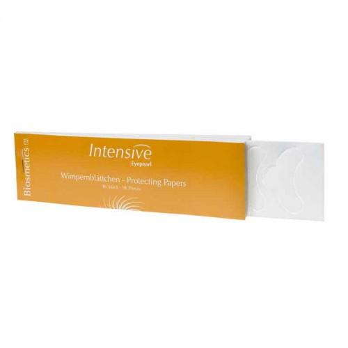 Biosmetics Intensive Wimpernblättchen ungewachst 96 Stück