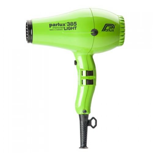 Parlux 385 Power Light Ionic & Ceramic grün