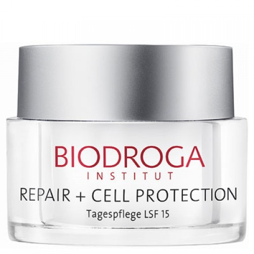 Biodroga Repair + Cell Protection Tagespflege LSF 15
