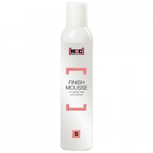 M:C Meister Coiffeur Finish Mousse Strong