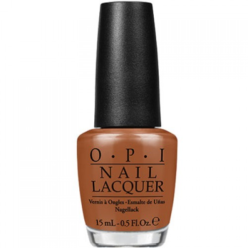 OPI Nagellack San Francisco NLF 53 A-Pier to Be Tan