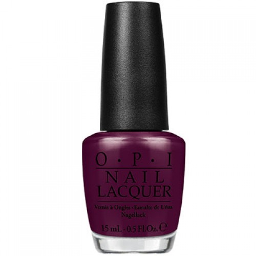 OPI Nagellack San Francisco NLF 62 In the Cable Car-Pool Lane