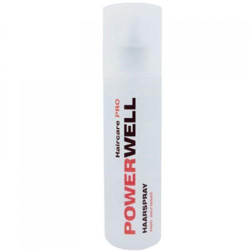 Powerwell Haarspray mit reinem Weingeist