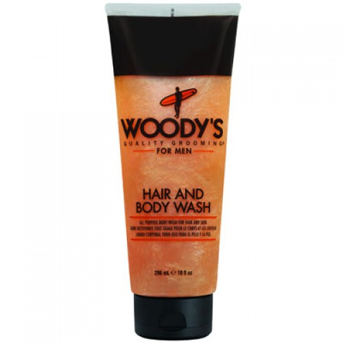 Woody`s Hair & Body Wash
