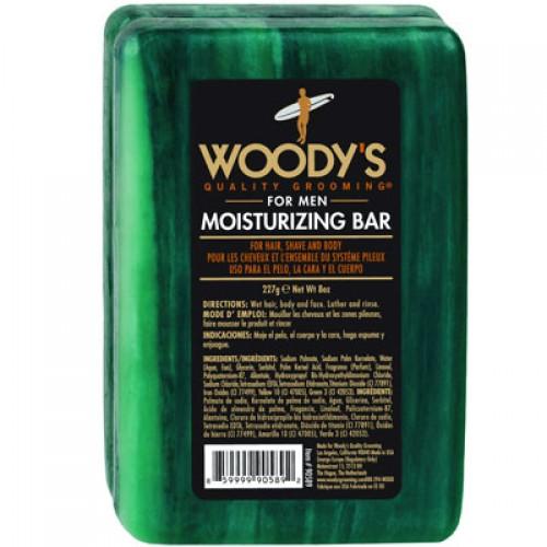 Woody`s Moisturizing Bar