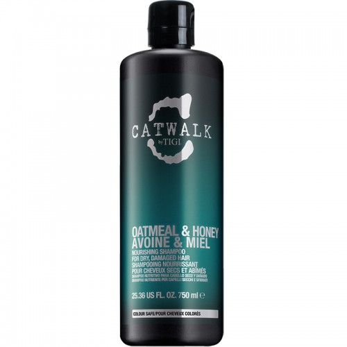 Tigi Catwalk Oatmeal & Honey Nourishing Shampoo