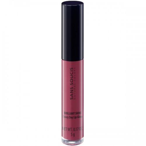 Sans Soucis Brilliant Shine Every Day Lip Gloss 12 Fruity Burgundy