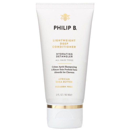 Philip B. Light Weight Deep Conditioning Creme Rinse Paraben Free 60 ml
