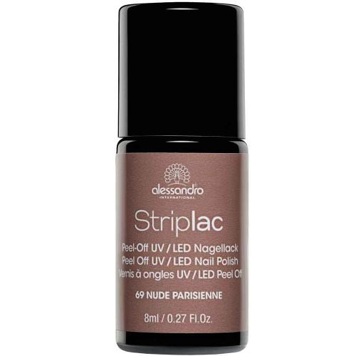 alessandro International Striplac 69 Nude Parisienne 8 ml