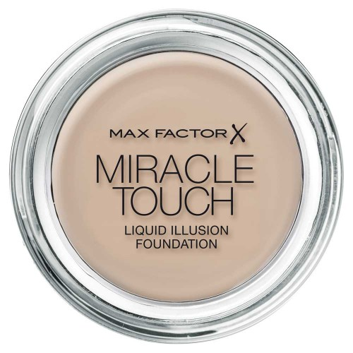 Max Factor Miracle Touch Foundation 70 Natural 12 g