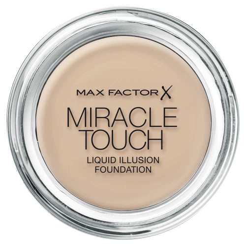 Max Factor Miracle Touch Foundation 75 Golden 12 g