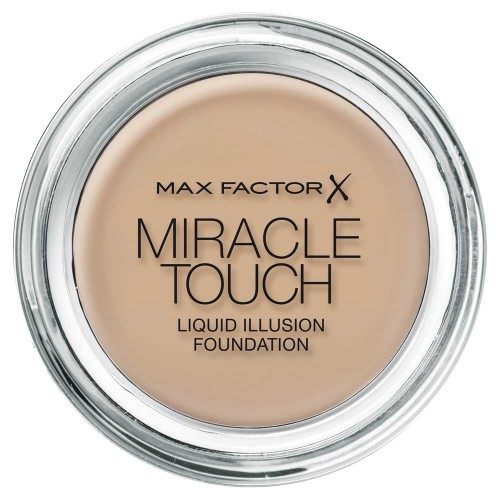 Max Factor Miracle Touch Foundation 80 Bronze 12 g