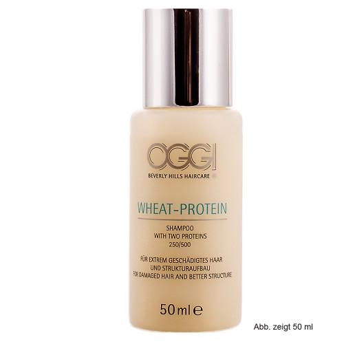 Oggi Wheat Protein Shampoo 100 ml